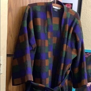 """Vintage robe with Tie """"Size 20"""""""